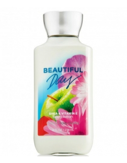 BODY LOTION - BATH AND BODY WORKS - BEAUTIFUL DAY 236ML
