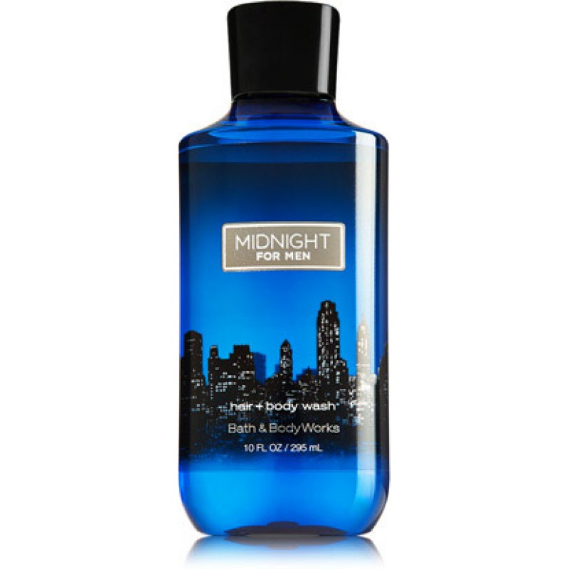 Sữa tắm gội 2in1 for men - Bath&Bodyworks - Midnight 295ml