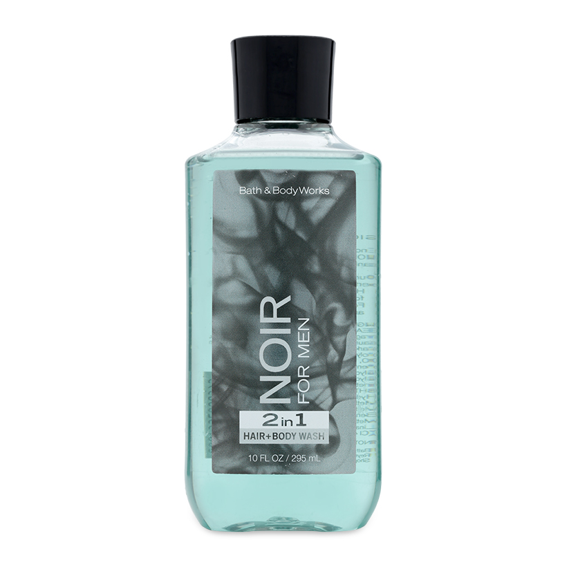 Sữa tắm gội 2in1 for men - Bath&Bodyworks - Noir 295ml