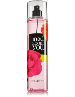 BATH & BODYWORKS - XỊT TOÀN THÂN - MAD ABOUT YOU 236ML