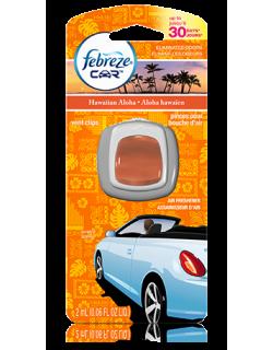 FEBREZE CAR - NƯỚC HOA XE HƠI - FRESHENERS HAWAIIAN ALOHA