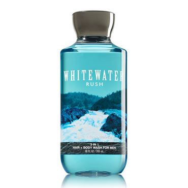 Sữa tắm gội 2in1 for men - Bath&Bodyworks - Whitewater Rush 295ml