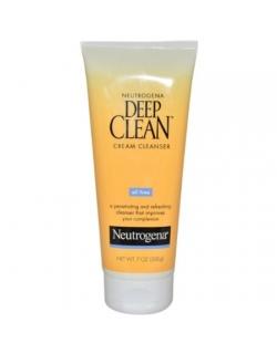 SỮA RỬA MẶT NEUTROGENA - DEEP CLEAN CREAM CLEANSER OIL FREE 200G